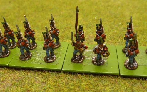 Austrian Grenzer 9th Regiment