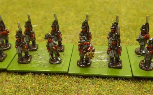 Austrian Hausruk Landwehr regiment