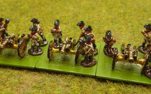 Austrian artillery