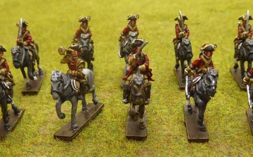 British 4th Horse 7YW