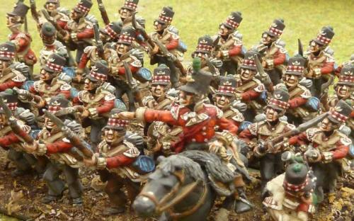 British 71st Highlanders (2)