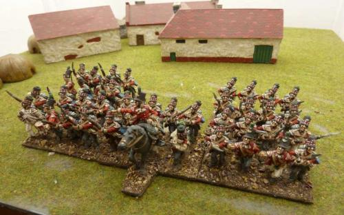 British 71st Highlanders