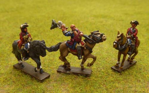 British Generals 7YW