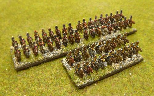 British Hussars and Light Dragoons