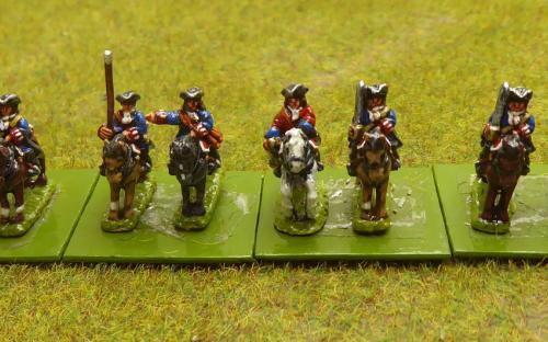 Cavalry Regiment Nassau Friesland