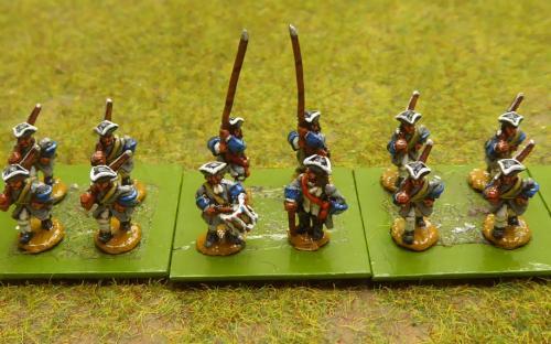 Dutch Salm Regiment