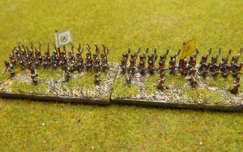 Dutch Belgian infantry