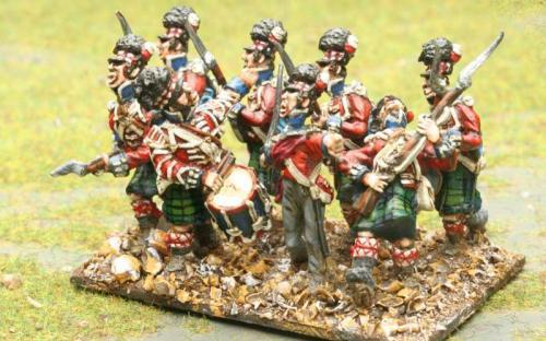 Elite 42nd Highlanders