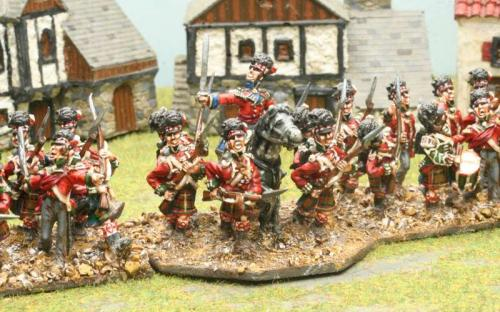 Elite 79th Highlander