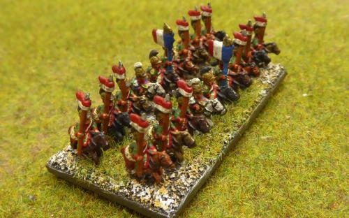 French 1st Lancers