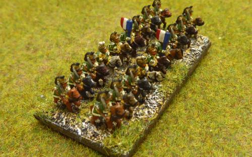 French 23rd Dragoons