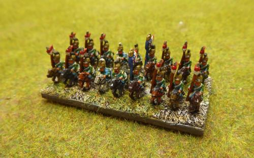French 5th Lancers