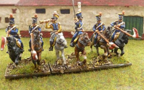 French 8th Line Lancers