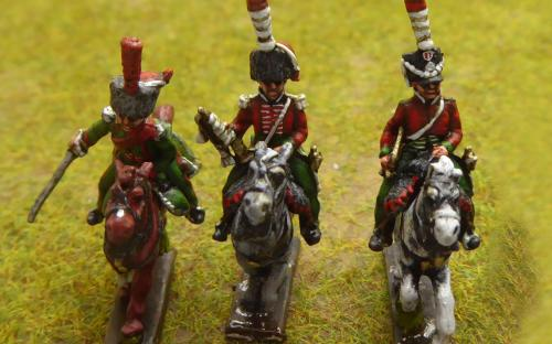 French 1809 Chasseurs