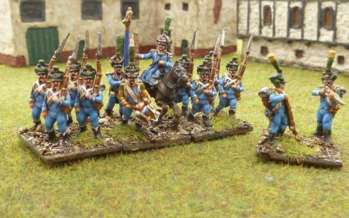 French Foreign Regiment Ilyrian