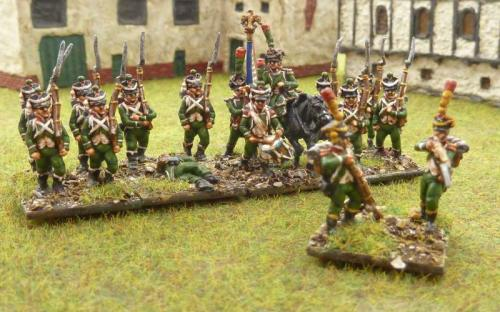 French Foreign Regiment Preuss