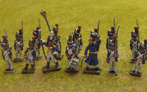 French Guard Chasseurs