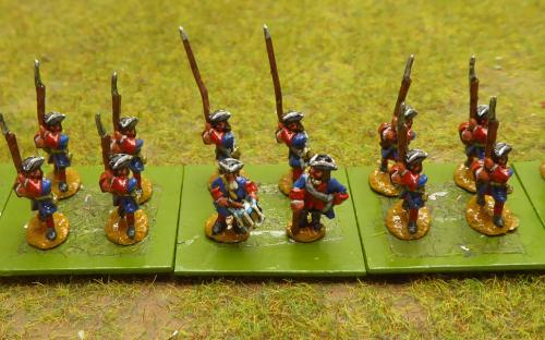 French Guard Francais