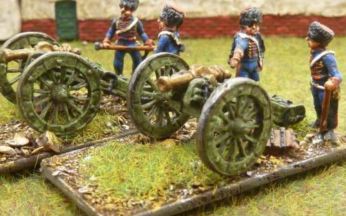 French Guard Horse Artillery
