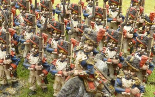 French Imperial Guard Grenadiers (2)