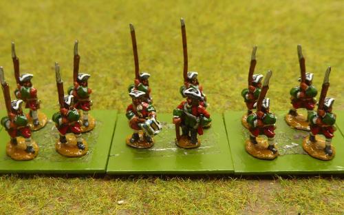 French Lees Regiment