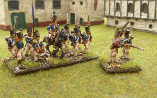 French Young Guard Voltigeurs