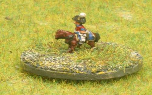 6mm Napoleonic British Generals