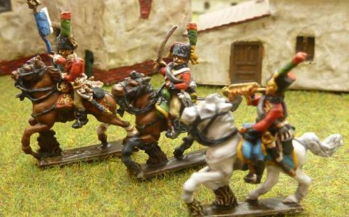 Guard Chasseurs a Cheval