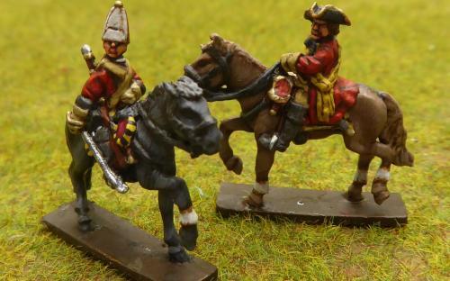 Hanoverian Generals 7YW