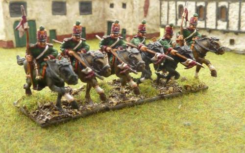 Imperial Guard 2nd Scout Lancers