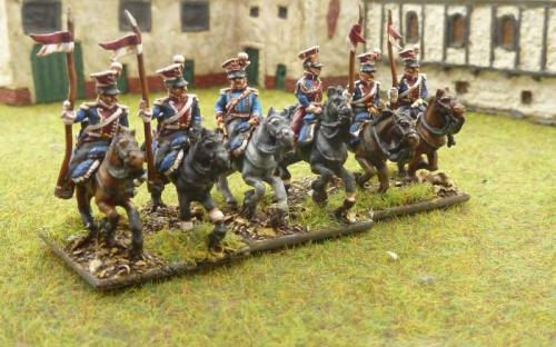 Imperial Guard 3rd Scout Lancers