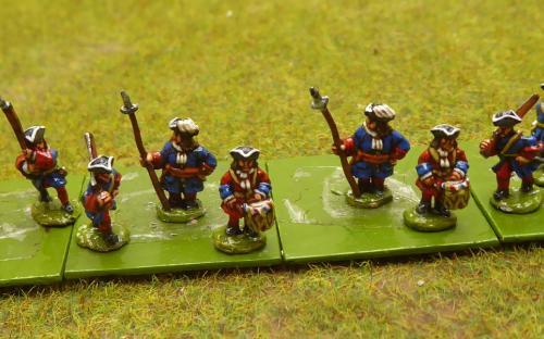 Infantry Regiment Nassau Friesland