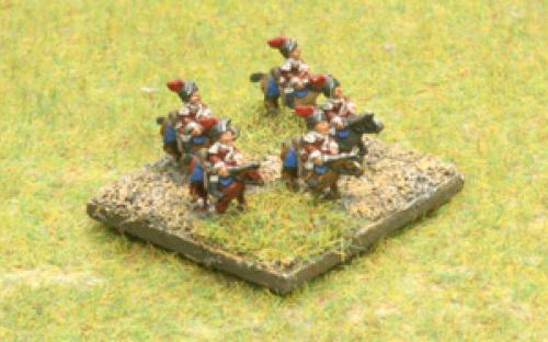 AWI 6mm British Generals