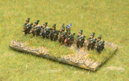 AWI 6mm Loyalist Light Dragoons