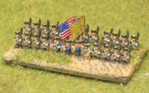 AWI 6mm Rebel infantry