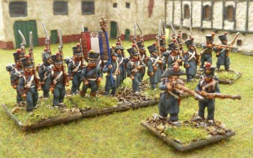 Marines of the Imperial Guard