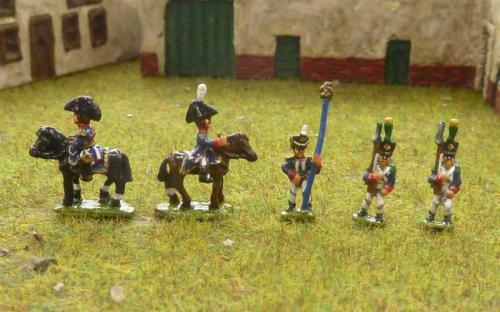 Napoleonic French 17th Line