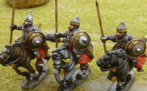 OXT-1 Armoured Spahi cavalry 15th century