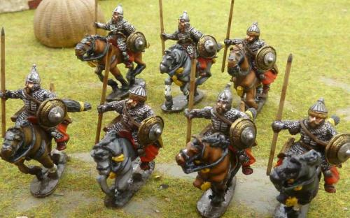 OXT-1 Armoured Spahi cavalry 15th century