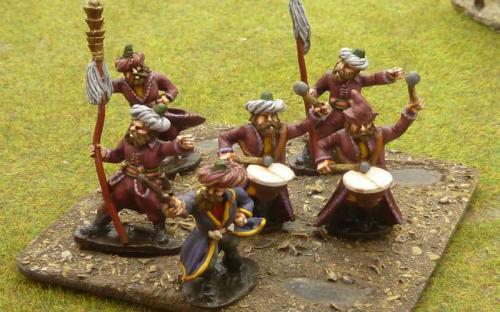 OXT-3 Ottoman infantry archers