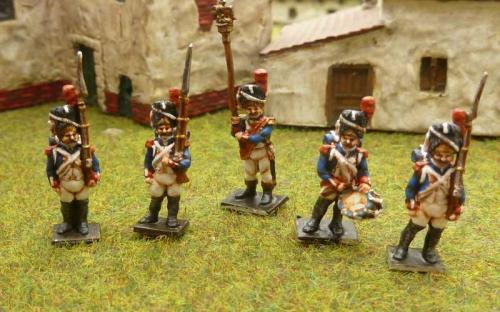 Old Guard Grenadiers