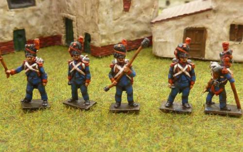 Old Guard Gunners
