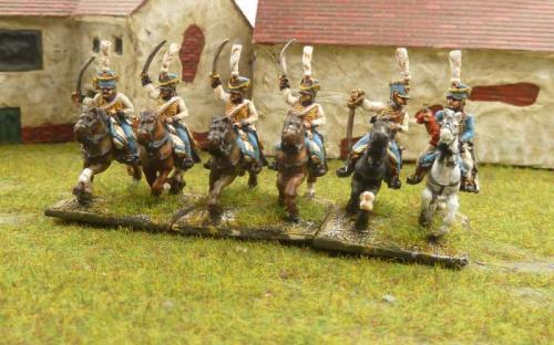 Austrian 5th Hussars