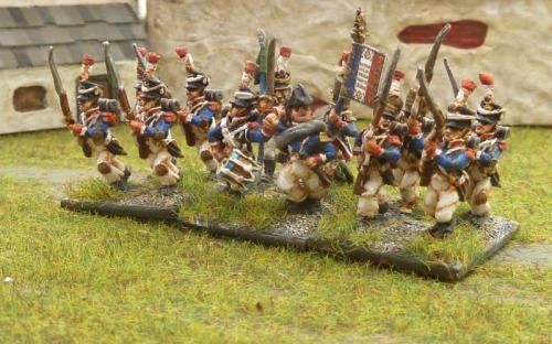 Young Guard Tirailleur Grenadiers