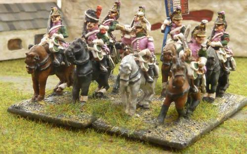 French 13th Dragoons