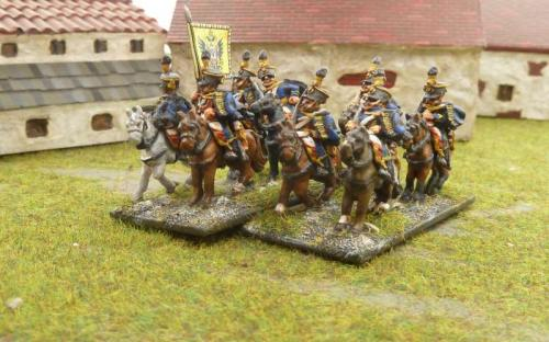 Austrian Franz Ferdinand Hussars