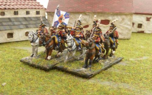 Russian Guard Hussars