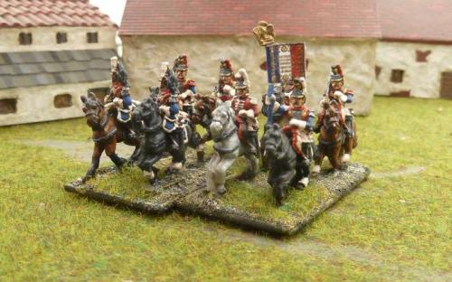 French 1st Cuirassier