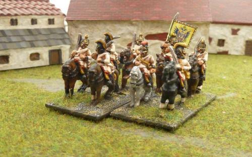 Austrian 6th Dragoons