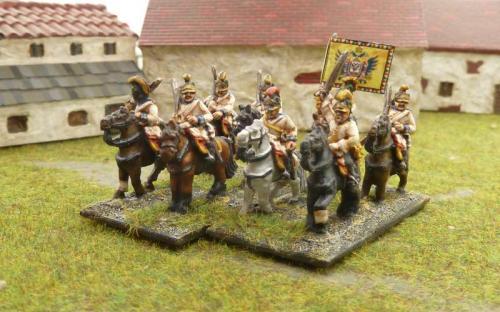 Austrian 4th Dragoons